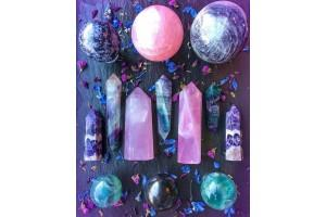 Магия камней и минералов. Магия натуральных камней