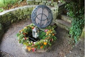 Секрет знаменитого колодца Chalice Well!