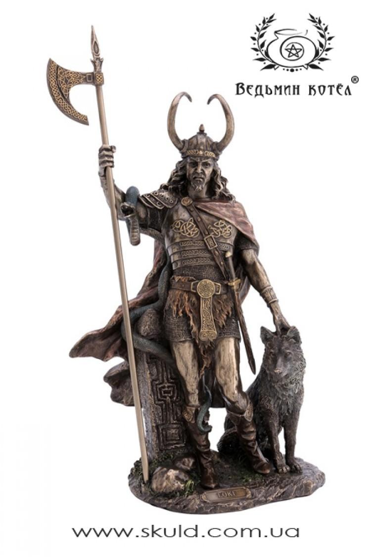 Алтарная статуэтка Локи