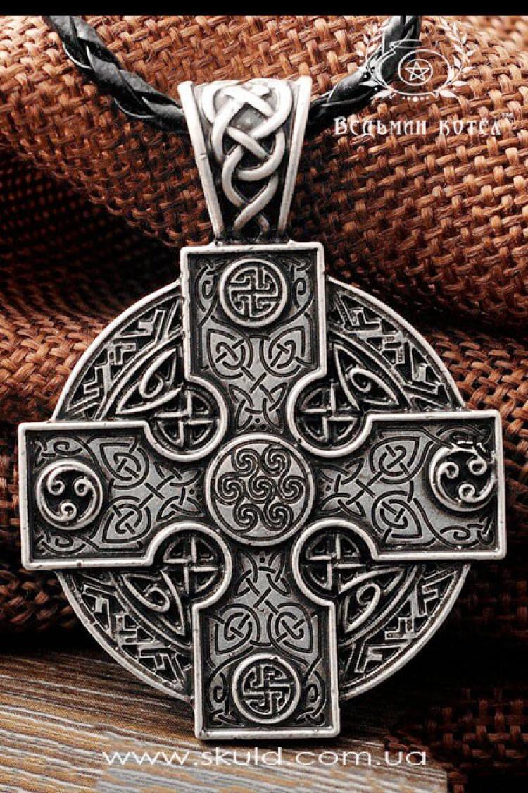 """Амулет """"Кельтский Крест"""""""