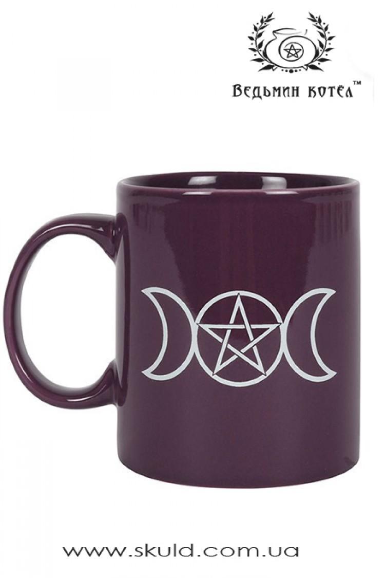 Чашка с Триединой луной