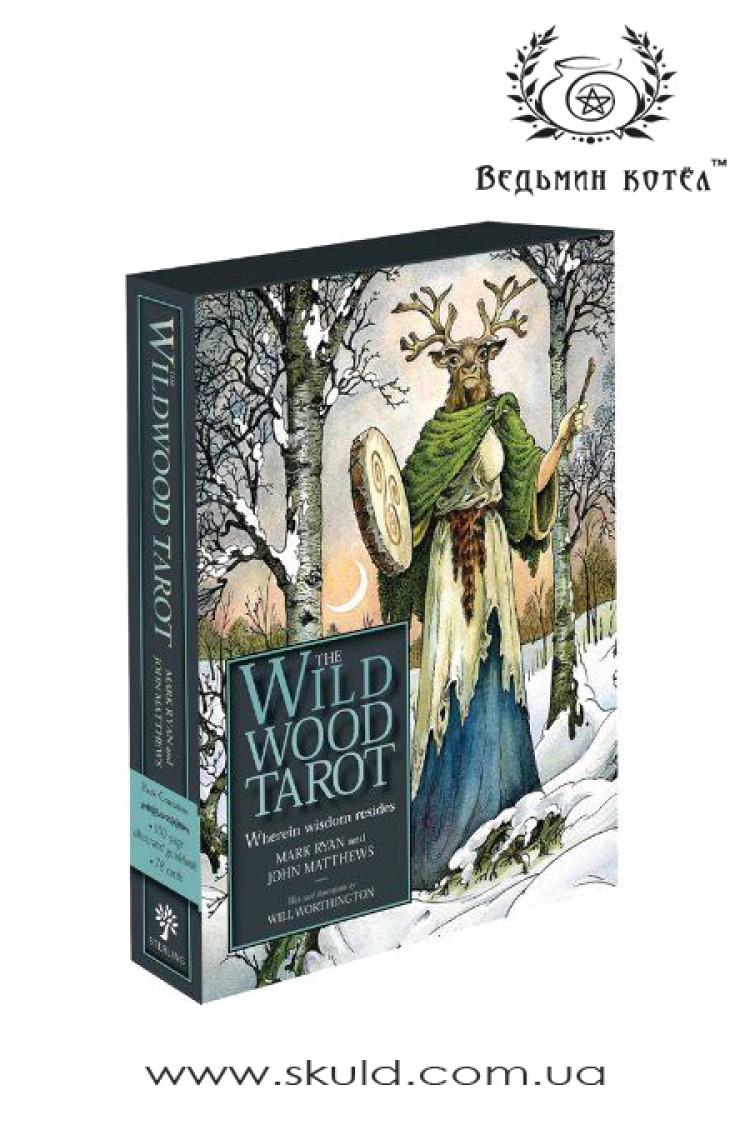 Таро Дикого Леса (The Wildwood Tarot)